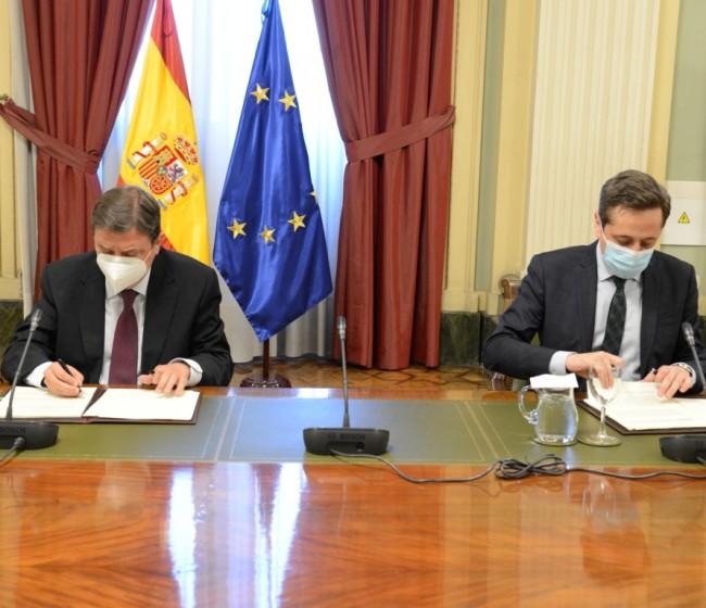 ENISA y MAPA firman convenio de préstamos participativos por 13 M€ para pymes agroalimentarias y rurales innovadoras