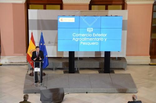 El MAPA presenta su herramienta interactiva para consultar datos de comercio exterior