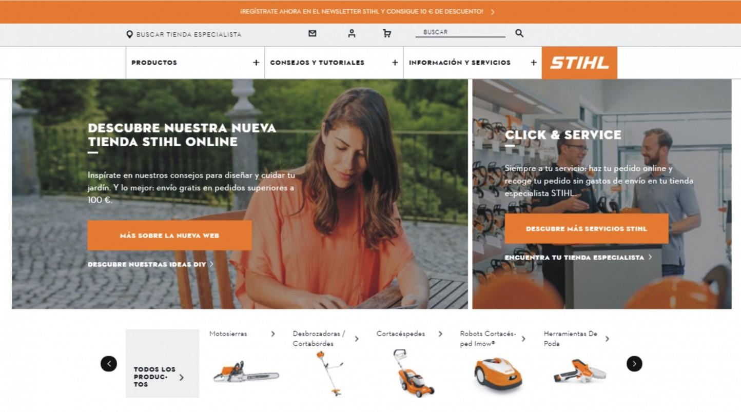 3. STIHL_Nueva tienda online