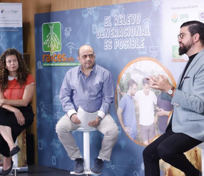 EL Grupo Operativo Agricultores Jóvenes en Red presenta Raices.info