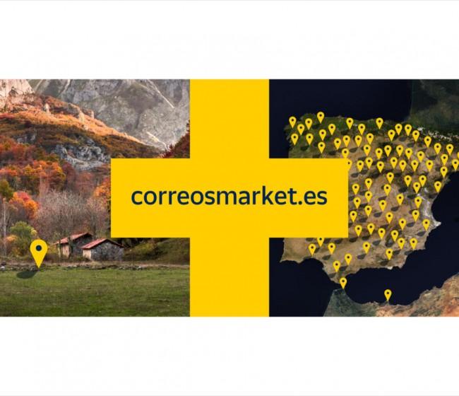 La iniciativa de ecommerce Correos Market, Premio Extraordinario Alimentos de España