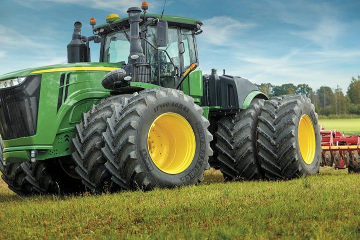 Los neumáticos BKT Agrimax Force para tractores de alta potencia, ahora en veinte medidas