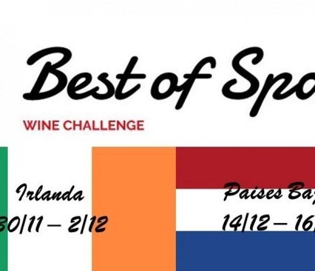 La UEC confirma una nueva edición en diciembre de «Best of Spain Wine Challenge»