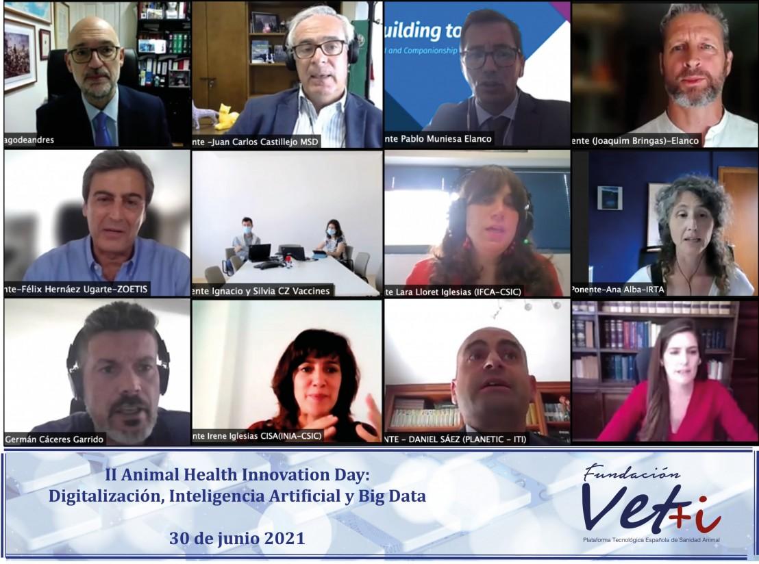 La Fundación Vet+i celebra el II Animal Health Innovation Day