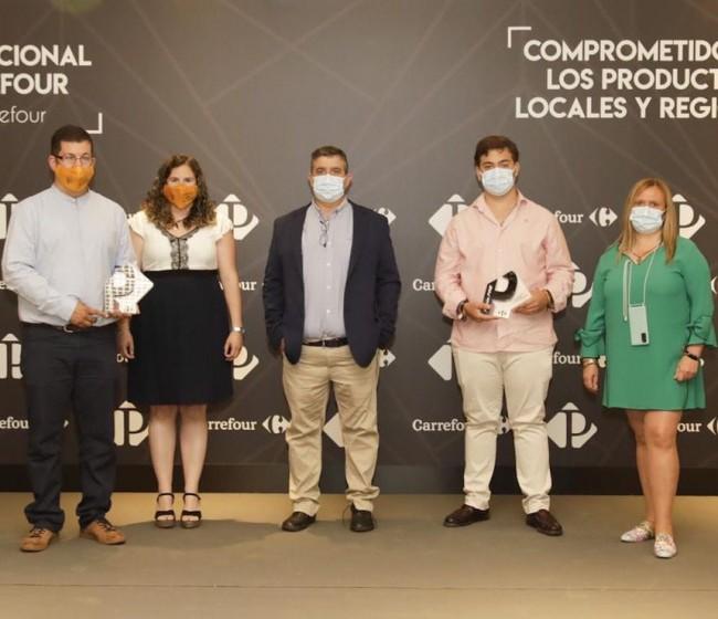 Carrefour entrega sus premios a las mejores empresas agroalimentarias