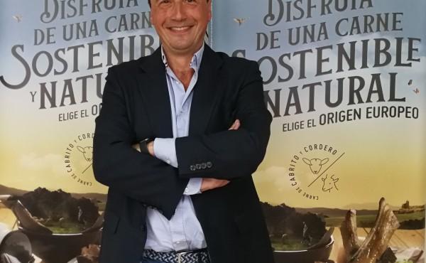 """""""Sus bondades para los consumidores, el planeta y nuestro tejido rural, son las razones por las que Europa apoya al ovino y caprino"""". Por Raul Muñiz, presidente Interovic."""