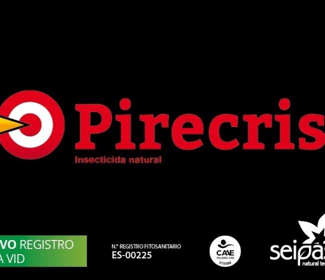 El bioinsecticida Pirecris de Seipasa, ahora contra el mosquito verde y otros cicadélidos en vid
