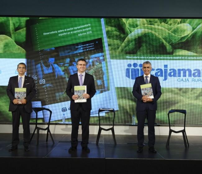 Un sector agroalimentario resiliente alcanzó un 9,7% del PIB en la economía española en 2020