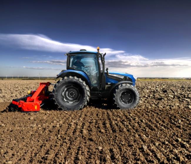 Landini lanza la nueva Serie 5 de tractores, adaptada a la fase V de emisiones