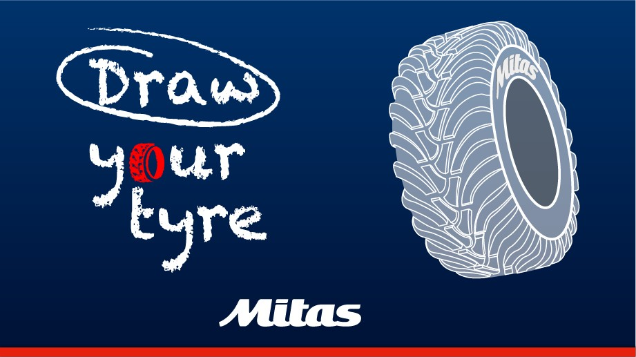 Mitas Draw Your Tyre challenge