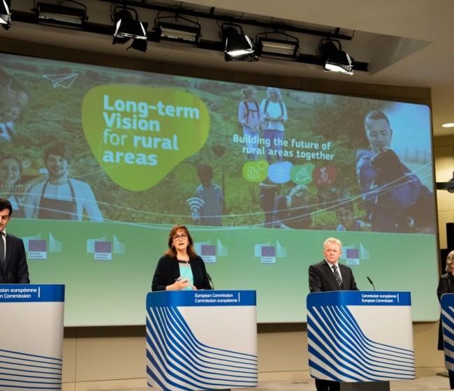 La CE propone un Pacto Rural y un Plan de Acción Rural a largo plazo para las zonas rurales de la UE