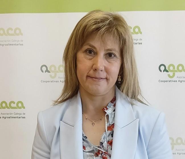 Carmen Rodríguez, de la cooperativa CLUN, nueva presidenta de AGACA