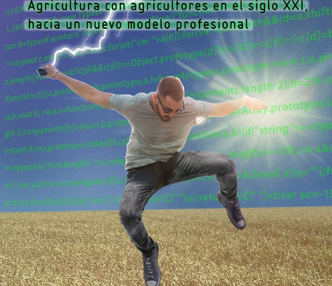 COAG publica «Agromatix Revolution», análisis sobre el futuro de la agricultura española en la economía digital y verde