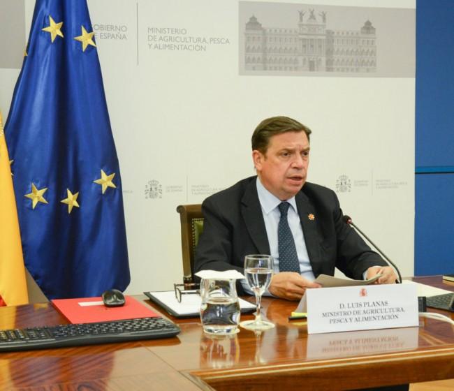 Planas convoca la Conferencia Sectorial monográfica sobre el PE-PAC con las CC.AA. el miércoles 14-J