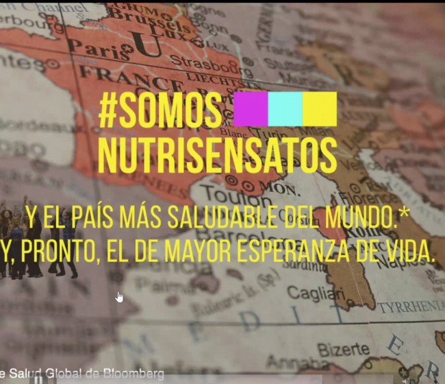 La cadena alimentaria pone en marcha el movimiento #somosNutrisensatos