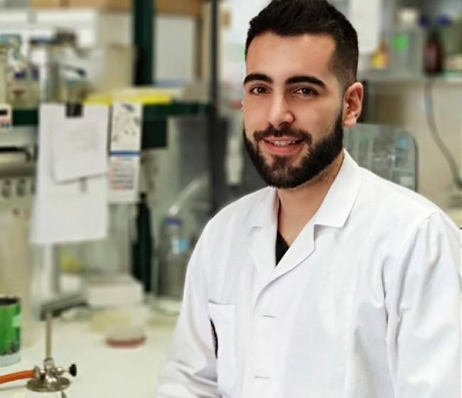 Alejandro Jiménez Gómez, Premio Fertiberia a la mejor tesis doctoral en temas agrícolas