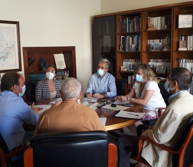 La Junta garantiza el cobro de las ayudas de la PAC a los agricultores y ganaderos afectados por el incendio de Navalacruz