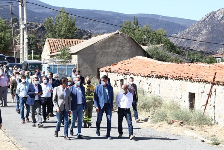 El Consejo de Ministros declarará zonas gravemente afectadas por emergencia de protección civil a las CCAA que han sufrido incendios