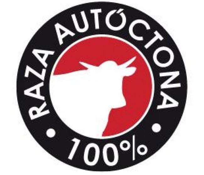El logotipo 100% Raza Autóctona acoge ya 62 razas de diferentes especies ganaderas