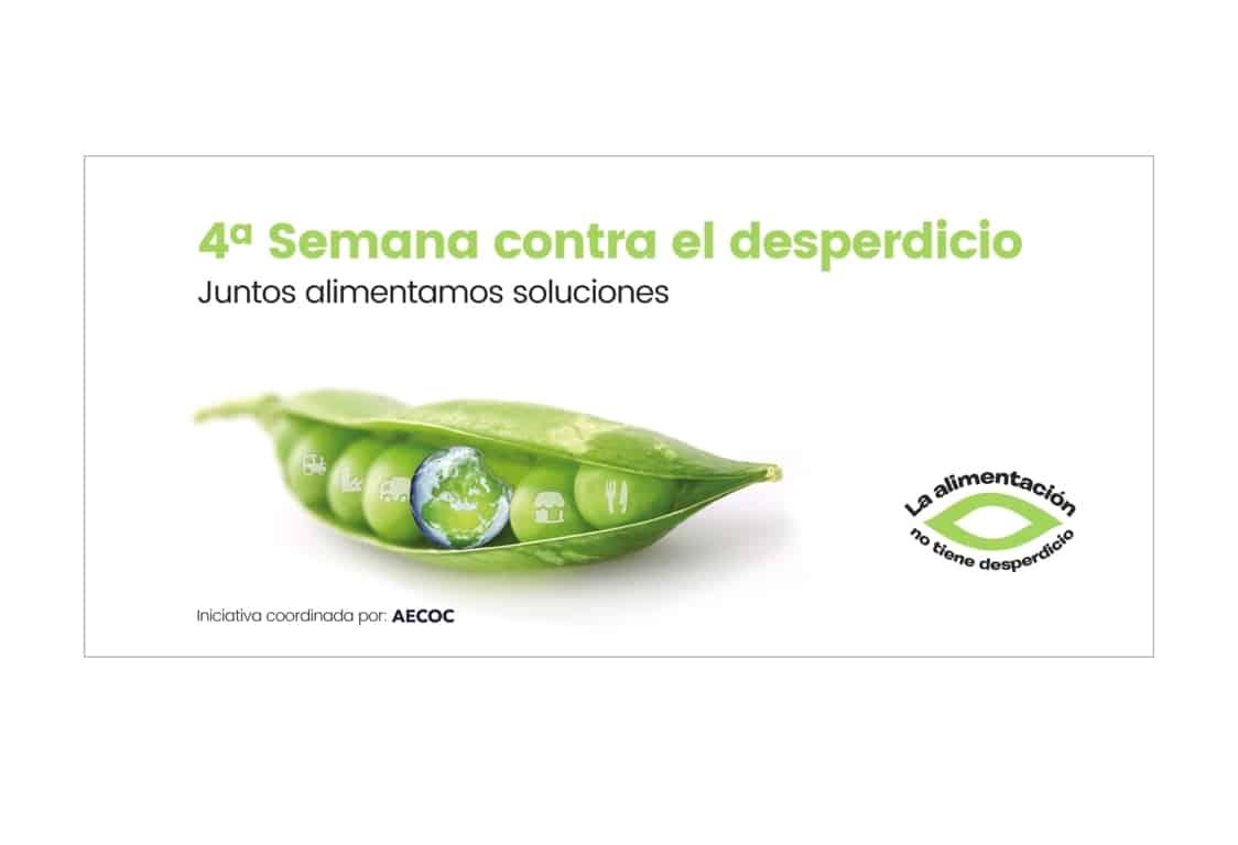 La 4ª Semana AECOC contra el Desperdicio Alimentario se celebrará del 27 de septiembre al 3 de octubre