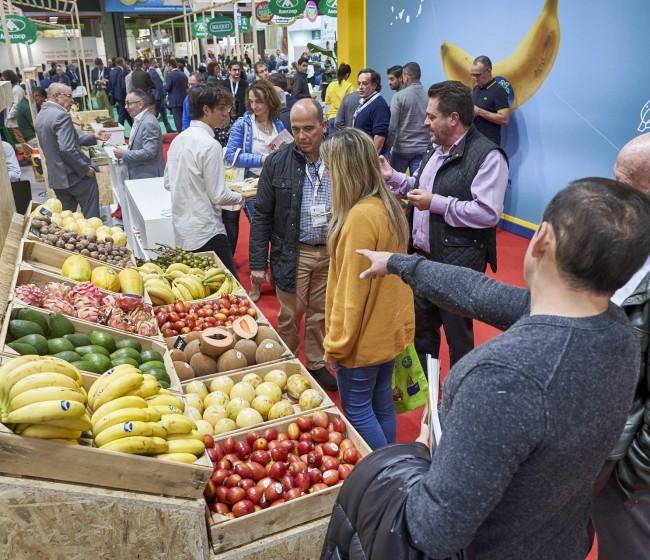 Cerca de 1.200 empresas expositoras han confirmado su presencia en Fruit Attraction