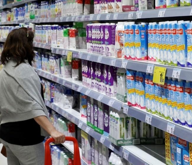 Mercadona no venderá leche a menos de 60 céntimos el litro