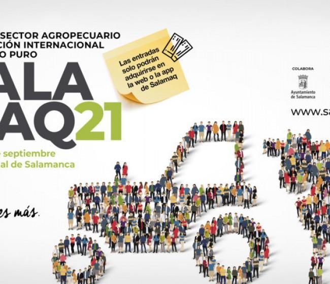 Más de 400 expositores en la próxima edición de Salamaq, del 3 al 7 de septiembre