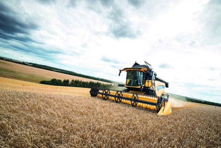 New Holland aumenta sus ventas de cosechadoras de cereal en esta campaña