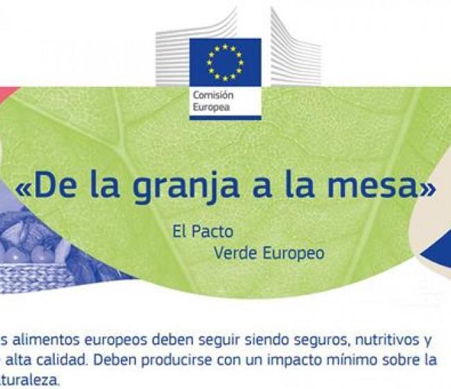 """COPA-Cogeca: algunas propuestas del PE sobre la Estrategia """"De la granja a la mesa"""" cuestionan la soberanía alimentaria europea"""