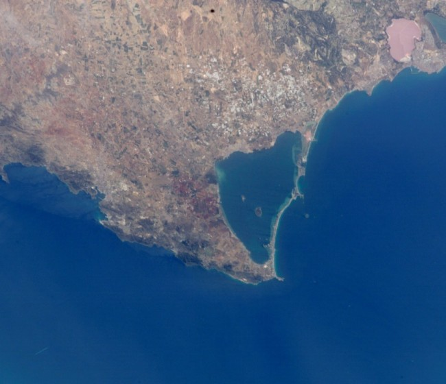 El vertido continuado de nutrientes agrícolas, foco de la contaminación del Mar Menor según el IEO