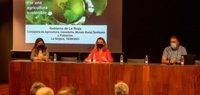 La Rioja impulsa un proyecto para posicionar a la región a la vanguardia de la producción agraria sostenible