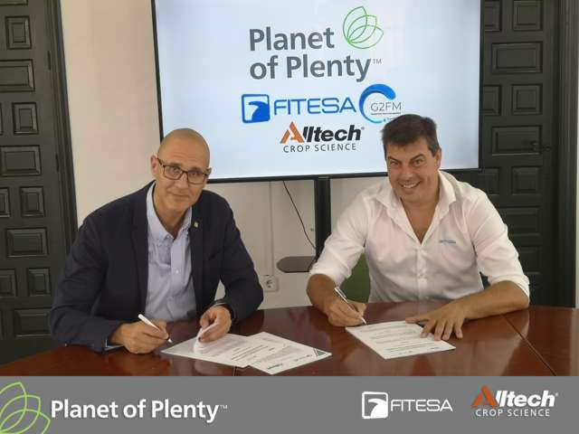 Arranca el proyecto Fitesa & Alltech Planet of Plenty Partnership