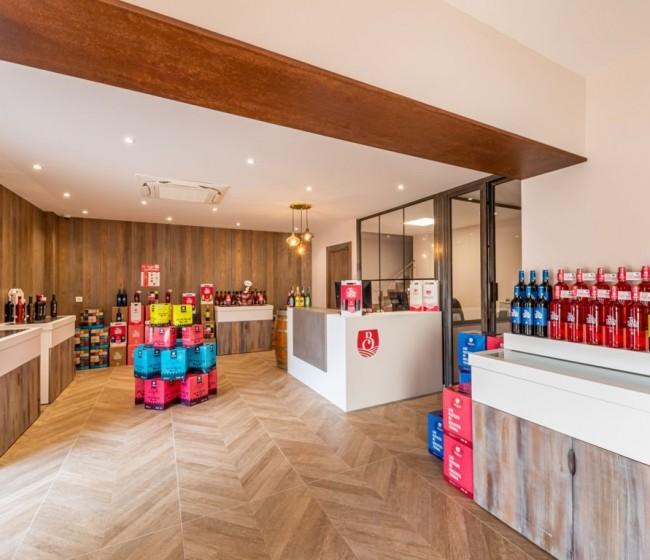 La venta directa de vino de las bodegas ya supone un 10% del total comercializado