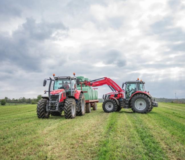 La nueva era de Massey Ferguson estará marcada por las máquinas Born to Farm: inteligentes, fiables y fáciles de usar