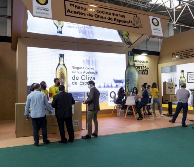 Expoliva 2021: Aceites de Oliva de España centrará su comunicación en su apuesta por la sostenibilidad