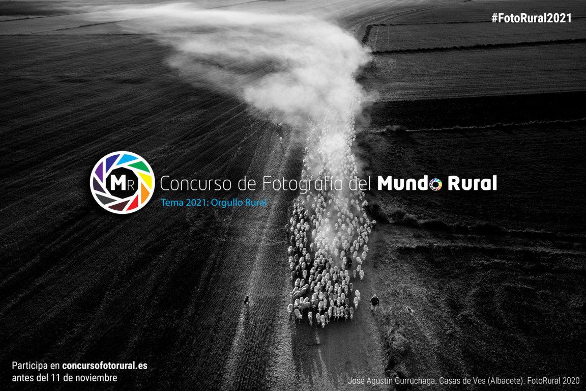 """El concurso FotoRural lanza su XV edición con una apuesta por el """"orgullo rural"""""""