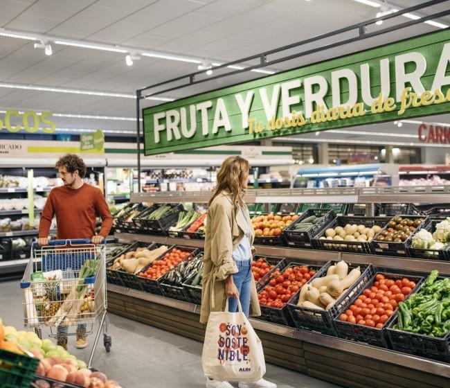 Aceite de oliva, frutas y hortalizas frescas, los alimentos que más subieron en el IPC de agosto