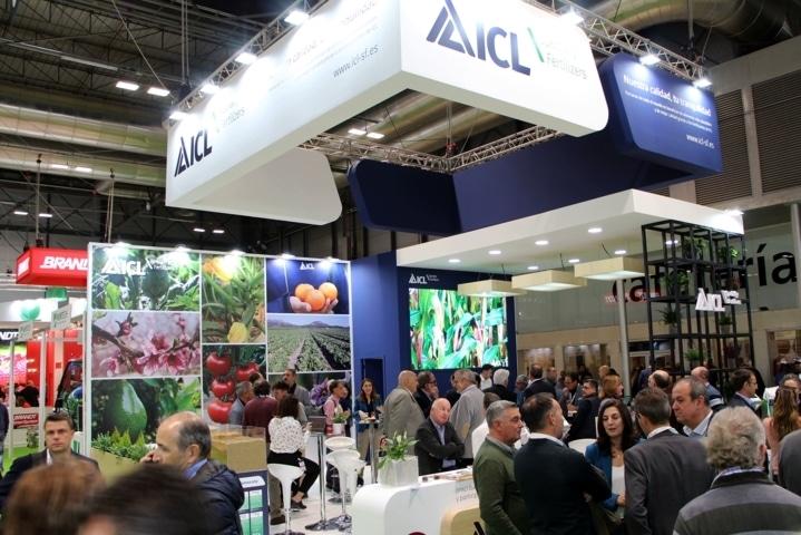 ICL participa en Fruit Attraction 2021 presentando nuevos productos de liberación controlada, su gama Nova Complex Optima y Polysulphate