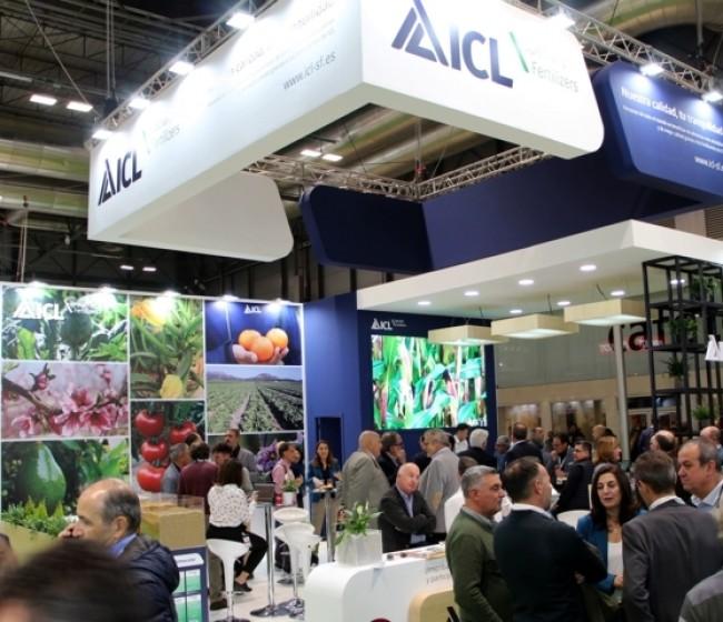 ICL mostrará en Fruit Attraction 2021 su última tecnología en fertilización