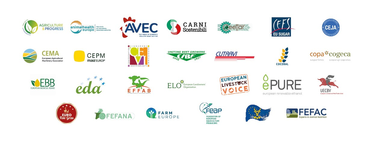 Joint Declaration – The European Parliament must not make the Farm to Fork strategy untenable for the agri-food sector (2)