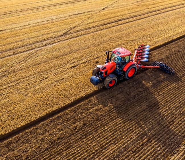 Kubota y Topcon firman un acuerdo de colaboración en el área de la agricultura inteligente