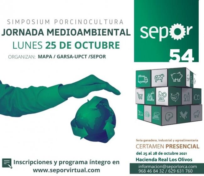 La jornada medioambiental de Sepor analizará los retos del sector