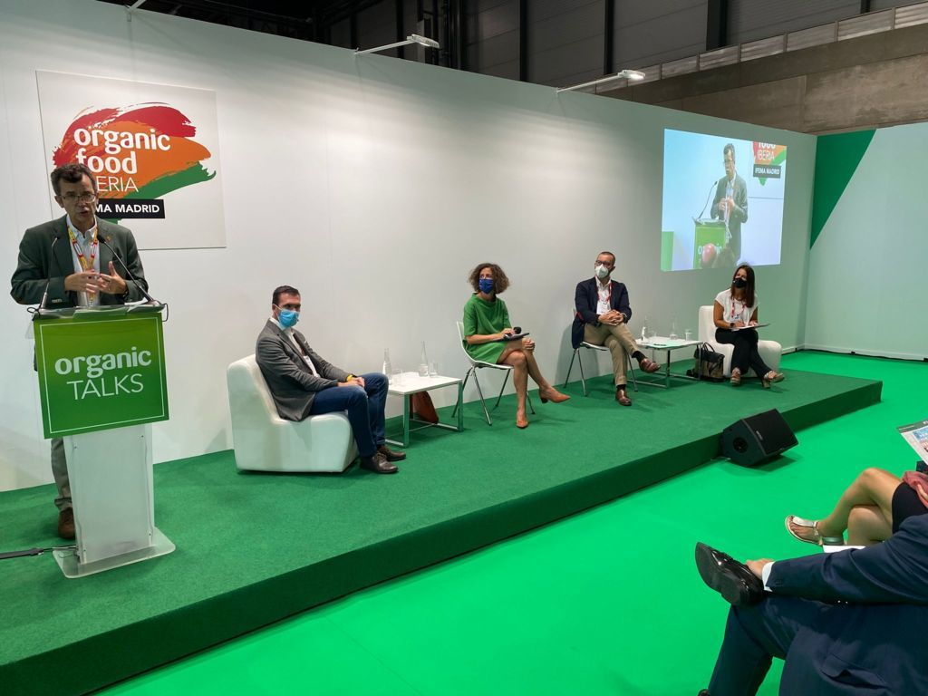 Mesa Redonda Organic Food Iberia 2021 _baja