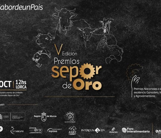 Los Premios Nacionales Sepor de Oro llegan a su quinta edición
