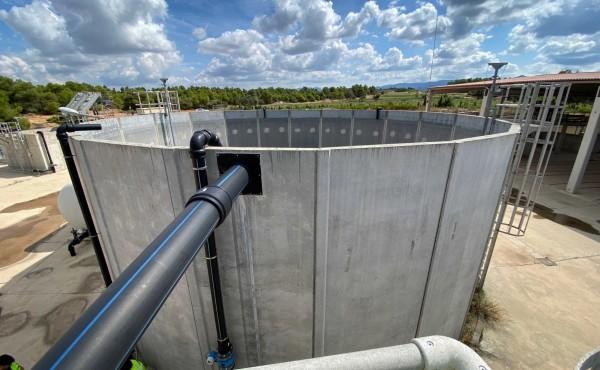 BioSelval pone en marcha una planta de biogás en Teruel