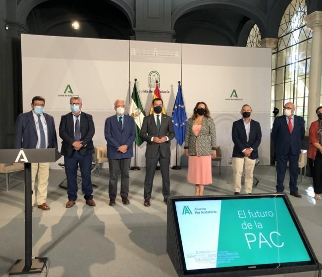 El sector agrario andaluz convoca una nueva protesta por el PE-PAC propuesto por el MAPA