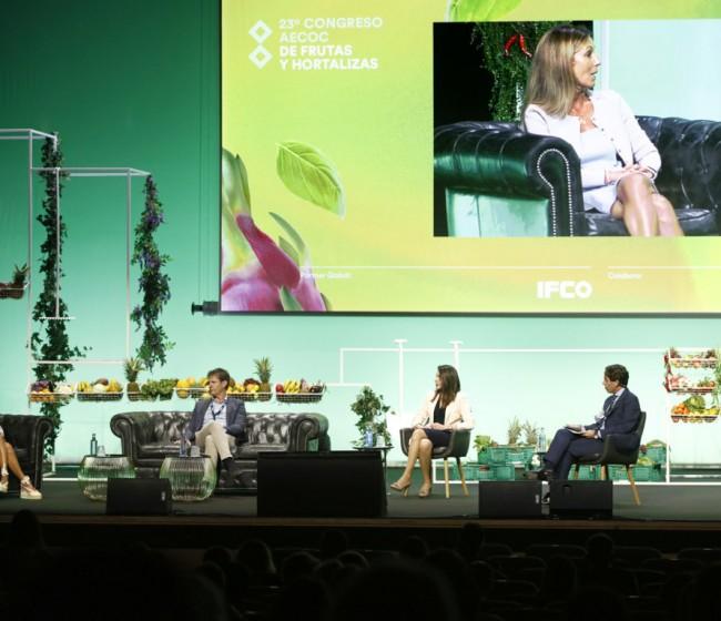Congreso AECOC: Las ventas de frutas y hortalizas crecen levemente en valor en el último año