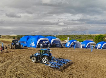 Arranca en España el Tracks & Tires Farming Tour 2021 de Michelin