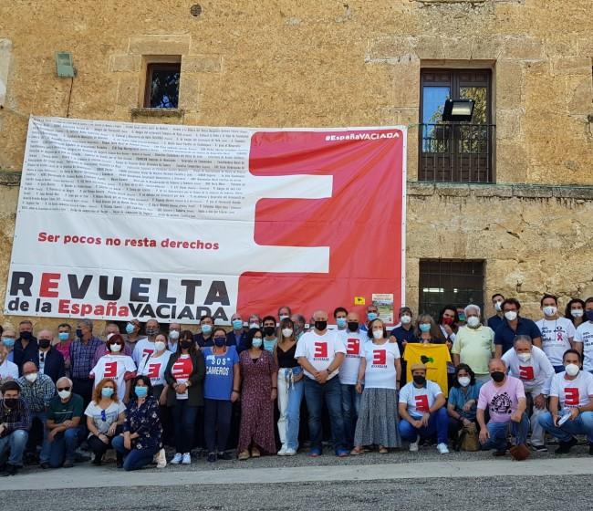 """La Coordinadora de """"La España Vaciada"""" se apresta a concurrir a las próximas citas electorales"""