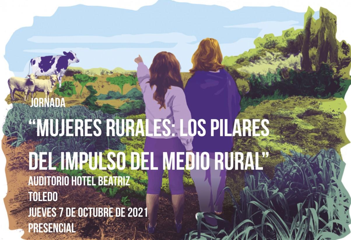 Toledo acogerá el Día Internacional de las Mujeres Rurales organizado por Fademur